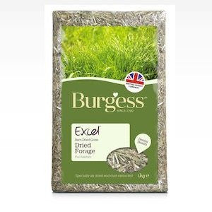 Excel Dried Forage,Small Animal Forage,Burgess,Animal World UK - Animal World UK