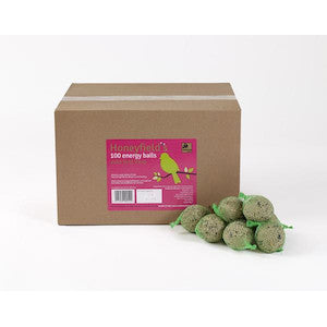 Honeyfields High Energy Fat Balls Wild Bird Treat,Wild Bird Treats,Marriages,Animal World UK - Animal World UK