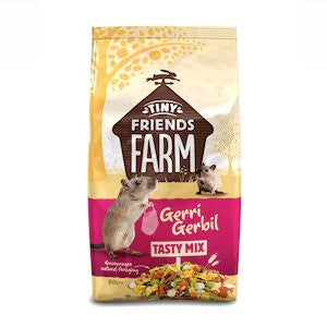Gerri Gerbil Tasty Mix Gerbil Food,Small Animal Food,Supreme,Animal World UK - Animal World UK