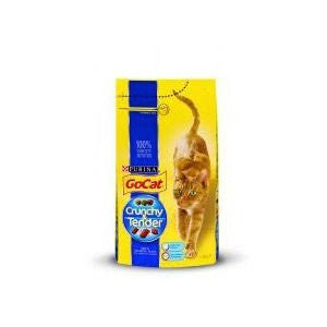 Go Cat Crunchy & Tender Salmon, Tuna & Veg Dry Cat Food,Dry Cat Food,Go Cat,Animal World UK - Animal World UK