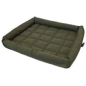 Green Water Resistant Mattress Dog Bed,Dog Beds,Rosewood,Animal World UK - Animal World UK