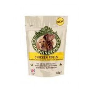 Harringtons Chicken Rolls Dog Treats,Dog Treats,Harringtons,Animal World UK - Animal World UK