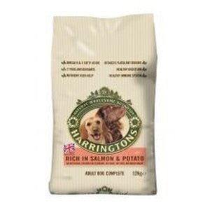 Harringtons Salmon & Potato Dry Dog Food,Dry Dog Food,Harringtons,Animal World UK - Animal World UK