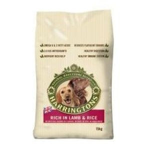 Harringtons Lamb & Rice Dry Dog Food,Dry Dog Food,Harringtons,Animal World UK - Animal World UK