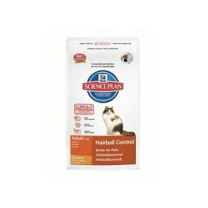 Hills Science Plan Adult Hairball Control Chicken Dry Cat Food,Dry Cat Food,Hills,Animal World UK - Animal World UK