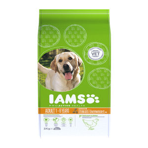 Iams Light Sterilised / Overweight Dry Dog Food,Dry Dog Food,IAMS,Animal World UK - Animal World UK