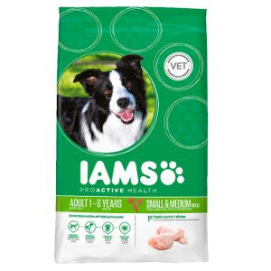 Iams Proactive Health Adult Small/Medium Breed Chicken Dry Dog Food
