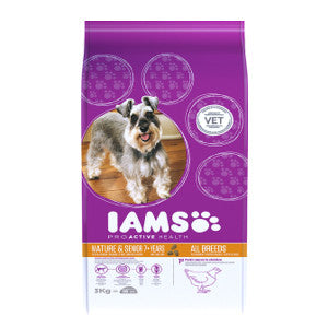 Iams Mature & Senior Dry Dog Food