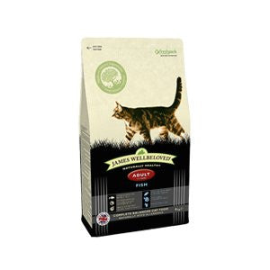 James Wellbeloved Adult Fish Dry Cat Food