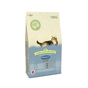 James Wellbeloved Adult Housecat Duck Dry Cat Food