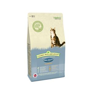 James Wellbeloved Adult Oral Health Turkey Cat Food,Dry Cat Food,James Wellbeloved,Animal World UK - Animal World UK