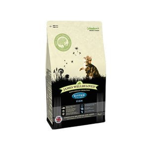 James Wellbeloved Fish Dry Kitten Food,Dry Cat Food,James Wellbeloved,Animal World UK - Animal World UK