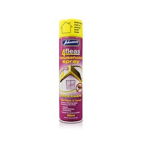 Johnsons 4fleas IGR Household Flea Spray,Cat Healthcare,Johnsons,Animal World UK - Animal World UK