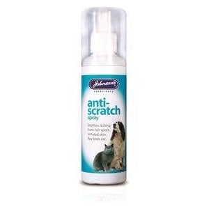 Johnsons Anti-Scratch Spray,Small Animal Healthcare,Johnsons,Animal World UK - Animal World UK