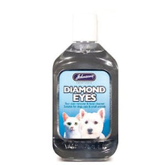 Johnsons Diamond Eyes Tear Stain Remover,Small Animal Healthcare,Johnsons,Animal World UK - Animal World UK