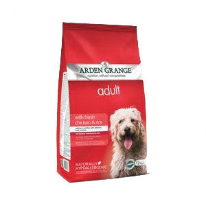 Arden Grange Adult Chicken Dry Dog Food