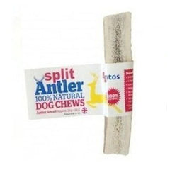 Antos Split Antler Dog Chew,Dog Treats,Antos,Animal World UK - Animal World UK