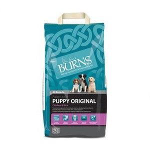 Burns Puppy Original Chicken & Rice Dry Dog Food