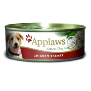 Applaws Chicken Breast Wet Dog Food Tin
