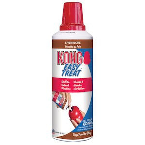 Kong Stuff 'N' Paste Easy Treat Liver Recipe Dog Treat