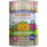 Little Big Paw Chicken with Green Beans, Mixed Peppers & Sweet Potato Wet Dog Food