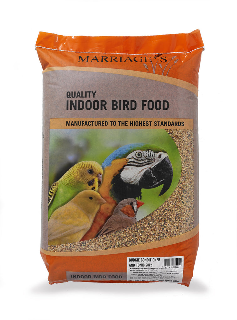 Marriages Budgie Conditioner & Tonic Food