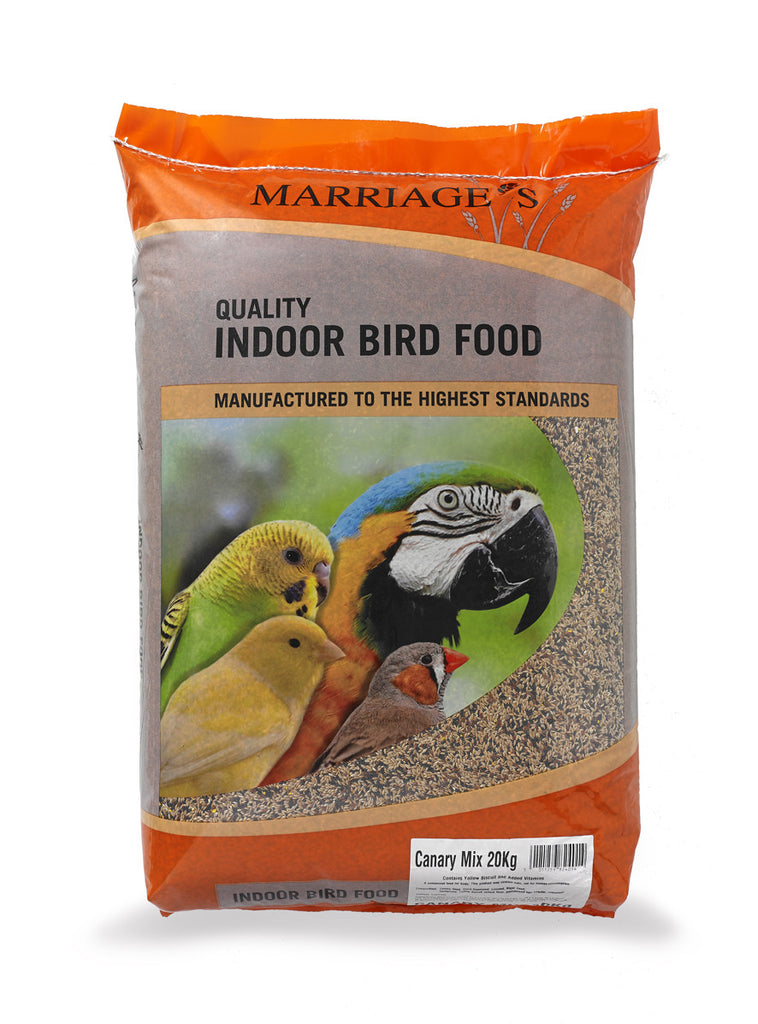 Marriages Mixed Canary Food