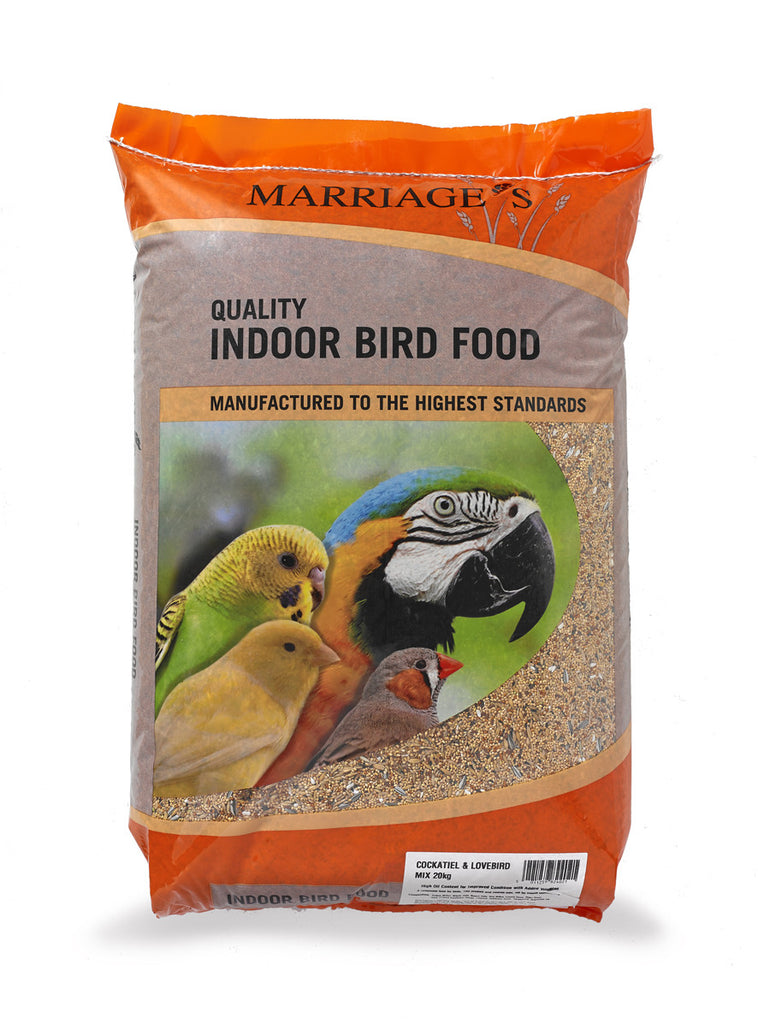 Marriages Pet Food