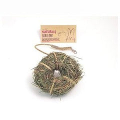 Naturals Alfalfa Ring Small Animal Treat,Small Animal Treats,Rosewood,Animal World UK - Animal World UK
