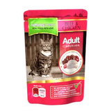 Natures Menu Beef & Chicken Wet Cat Food Pouches,Wet Cat Food,Natures Menu,Animal World UK - Animal World UK