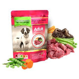 Natures Menu Beef with Tripe Wet Dog Food Pouches,Wet Dog Food,Natures Menu,Animal World UK - Animal World UK