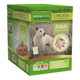 Natures Menu Chicken with Vegetables & Rice Wet Dog Food Pouches,Wet Dog Food,Natures Menu,Animal World UK - Animal World UK