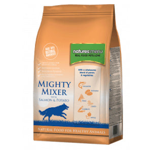 Natures Menu Mighty Mixer with Salmon & Potatoes