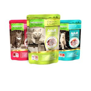 Natures Menu Multipack Wet Cat Food Pouches,Wet Cat Food,Natures Menu,Animal World UK - Animal World UK
