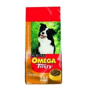 Omega Tasty Chicken Dry Dog Food