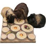Rosewood Boredom Breaker Maze-A-Log Treat Challenge,Small Animal Toys,Rosewood,Animal World UK - Animal World UK