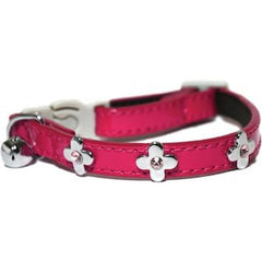 Rosewood Electric Pink Cat Collar,Cat Collars,Rosewood,Animal World UK - Animal World UK