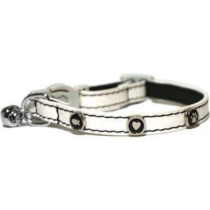 Rosewood Mono Cat Collar