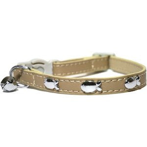 Rosewood Natural Cat Collar