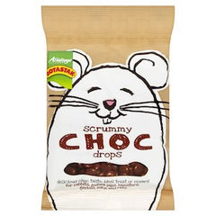 Rotastak Scrummy Choc Drops Small Animal Treats,Small Animal Treats,Armitage,Animal World UK - Animal World UK