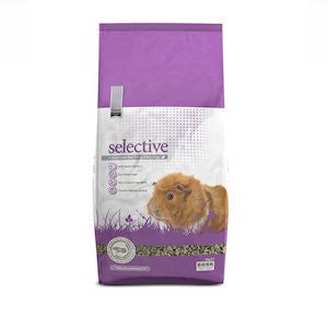Science Selective Guinea Pig Food,Small Animal Food,Supreme,Animal World UK - Animal World UK