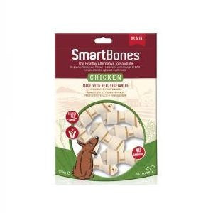 SmartBones Chicken Mini Bones Dog Treats,Dog Treats,SmartBones,Animal World UK - Animal World UK