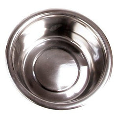 Stainless Steel Deluxe Dog Bowl,Dog Bowls,Rosewood,Animal World UK - Animal World UK