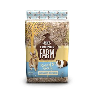 Supreme Tiny Friends Russel & Gerty Supasoft Bedding,Small Animal Bedding,Supreme,Animal World UK - Animal World UK