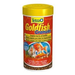 Tetra Goldfish Granules Fish Food
