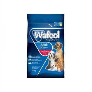 Wafcol Adult Ocean Fish & Corn Dry Dog Food