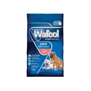 Wafcol Adult Salmon & Potato Small/Medium Dry Dog Food