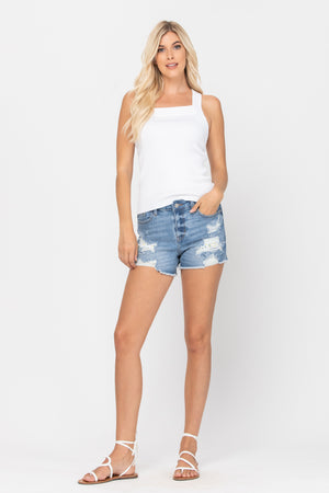 Lulu Lemon Patch Shorts - PLUS