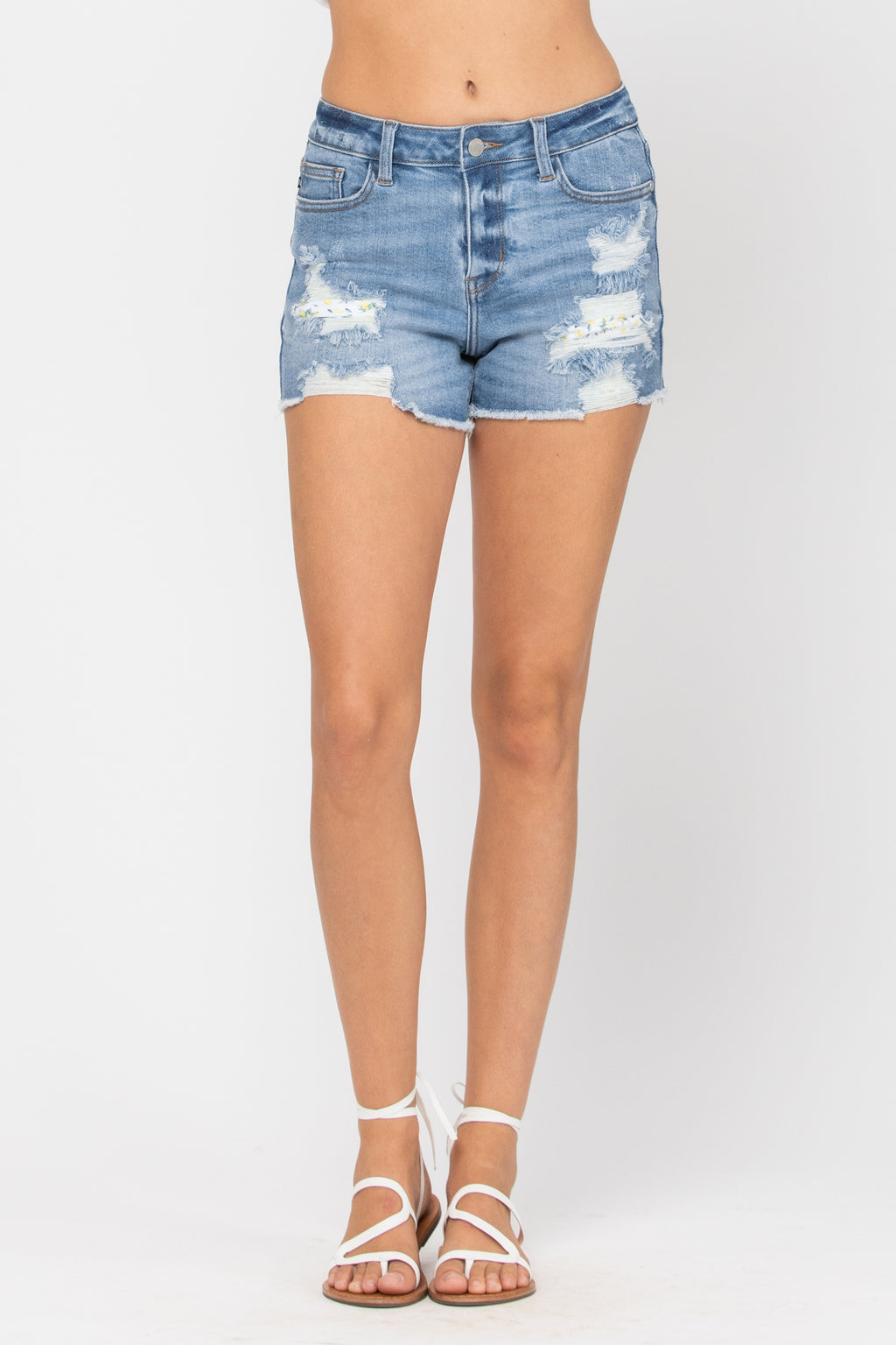 Lulu Lemon Patch Shorts