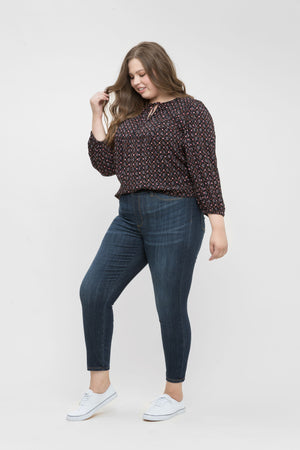Alice Pull-On Skinny Jeggings - PLUS